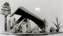 Birnbaumholz, Figurengröße 28 cm